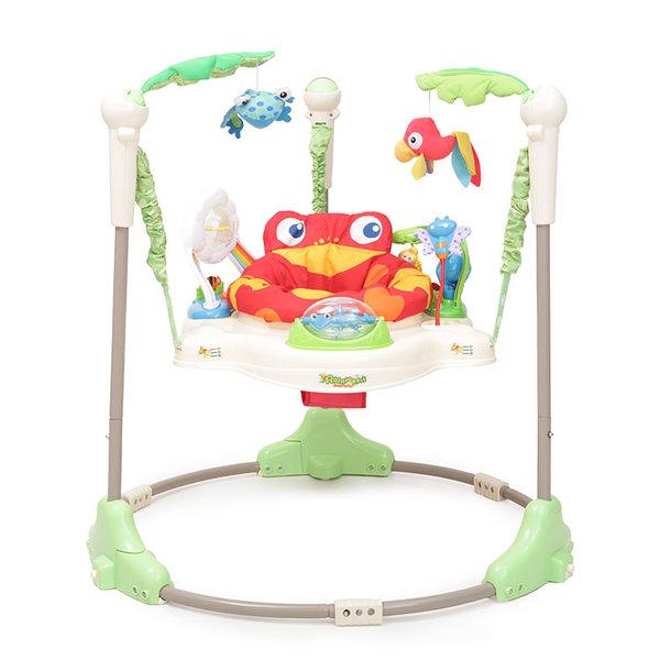 MONI Бебешко бънджи на стойка Tropic Fun  63507